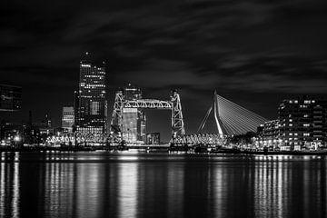 Der Lift Rotterdam von Alvin Aarnoutse