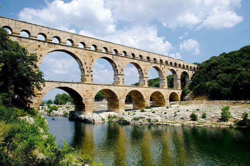 Pont du Gard van Annemieke Linders