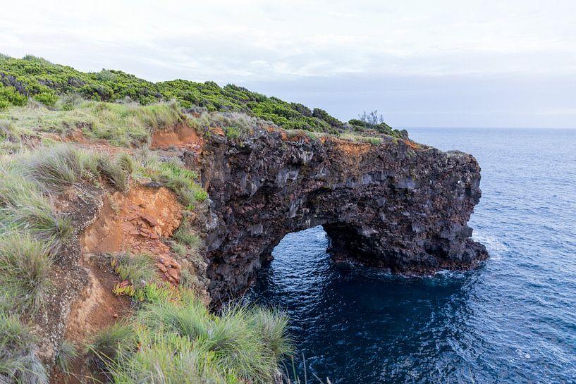 Faial  is één van de eilanden van de Azoren van Arline Photography