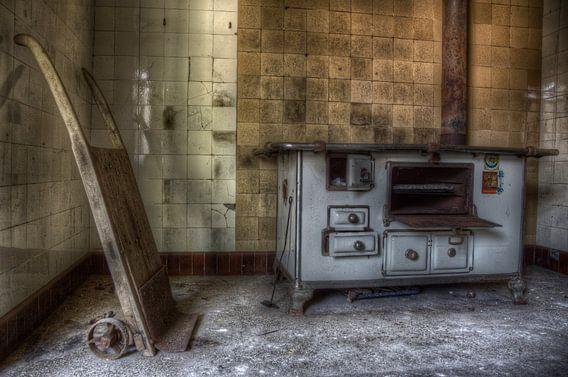 old kitchen van Richard Driessen