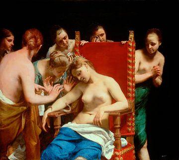 Der Tod von Kleopatra, Guido Cagnacci