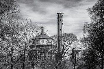 Park bij de Watertoren Berlijn Prenzlauer Berg