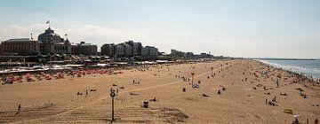 Strand van Scheveningen van Lucky Hendriksen