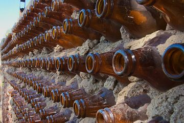 bierflessen van Johan  van Polen