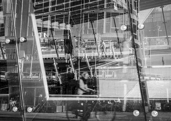 Rotterdam Centraal Station van Francisca Snel (Cissees)