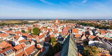 Ville hanséatique de Greifswald sur Werner Dieterich