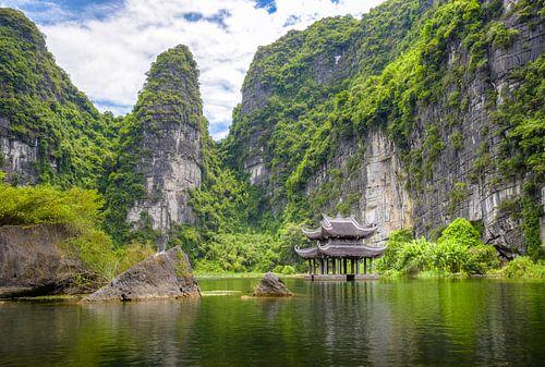 Tam Coc tempel