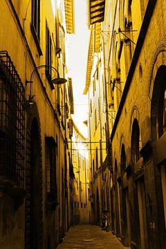 Gouden Lucca Italië van Hendrik-Jan Kornelis