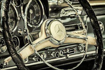 Mercedes-Benz 190 SL Pagode von Martin Bergsma