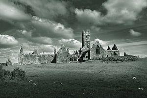 Ross Errilly Friary - Connemara Irland