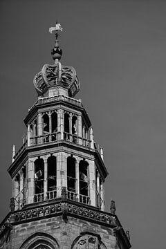 Wetterhahn des Martini-Turms von Foto's uit Groningen