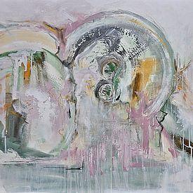 Body mind and soul van Kunstenares Mir Mirthe Kolkman van der Klip