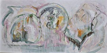 Körper, Geist und Seele von Kunstenares Mir Mirthe Kolkman van der Klip