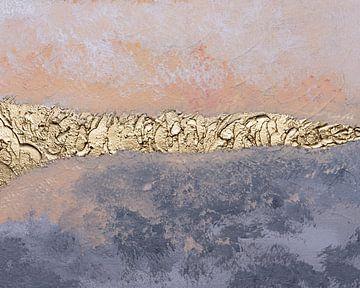 Golden cliff van Joske Kempink