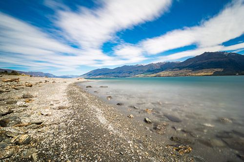 Lake Wanaka van