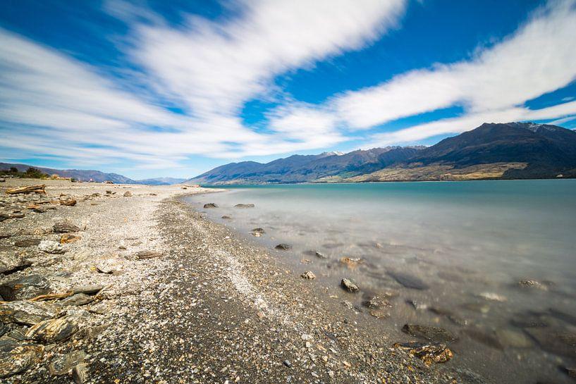 Lake Wanaka van Martijn van den Enk
