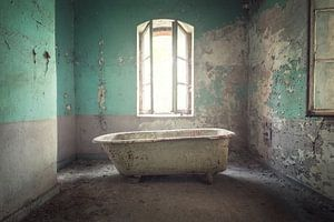 verlassenes Bad
