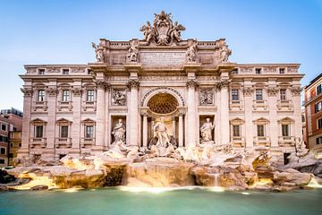 Trevi fountain, Rome van Arno Steeman