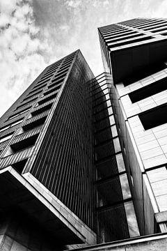 Hochhäuser @ Maastricht von Rob Boon