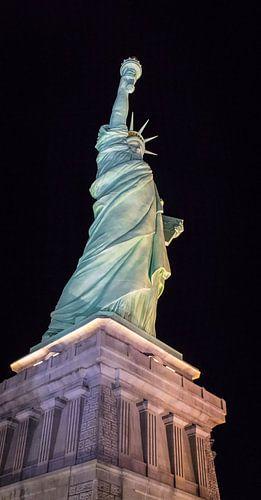 Het vrijheidsbeeld in Las Vegas