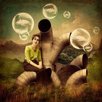 Die Wolkenmaschine von Marja van den Hurk