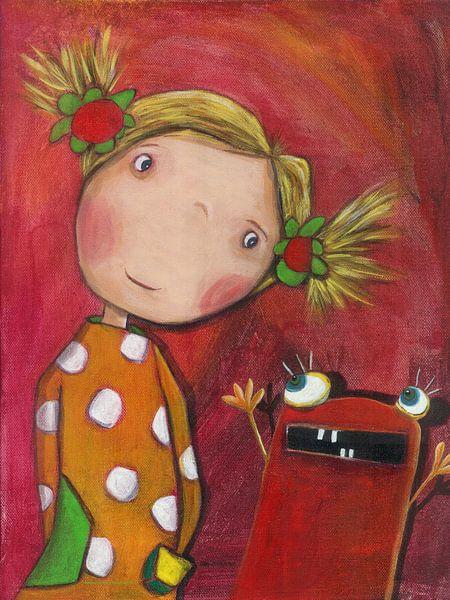 Lilli und das Vierzahnmonster