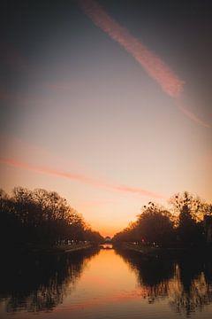 Zonsondergang van LUDWIGSTREET
