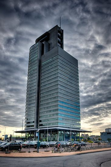 World Port Center van Esther Seijmonsbergen