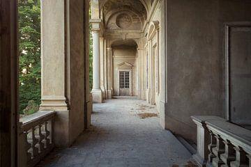 imposante verlassene Passage von Kristof Ven
