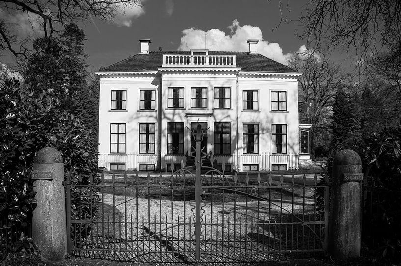 old house van Ettie van der Meulen-Vermaning