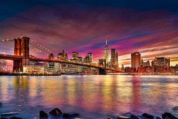 New York, New York van Patrick Ouwerkerk