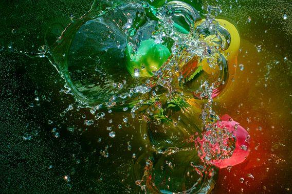 Splash V van Richard Marks