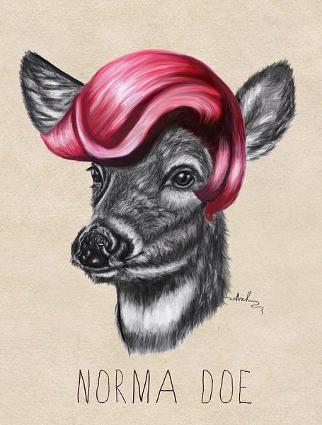 Norma Doe von Nettsch .