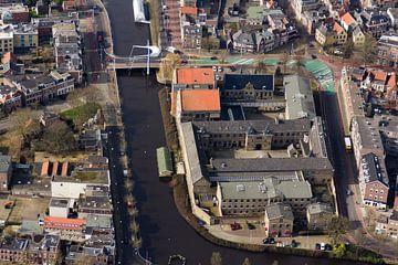 Blokhuispoort - Leeuwarden von Meindert van Dijk
