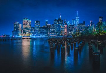 Brooklyn Bridge Park von Joris Pannemans - Loris Photography