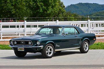 Ford Mustang 1968 Coupé sur Ingo Laue