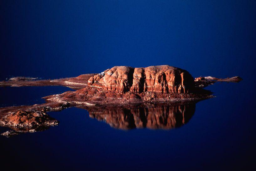 The Twin Rock van Cornelis (Cees) Cornelissen