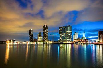 Rijnhaven Rotterdam van Peet de Rouw