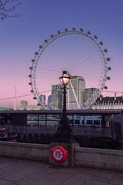 Londen van S. van Dijk
