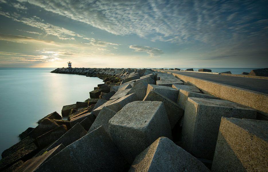 Scheveningen Haven van Raoul Baart