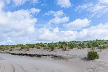 Hollandse duinen van Irma Marneth