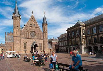 Binnenhof Den Haag van Brian Morgan