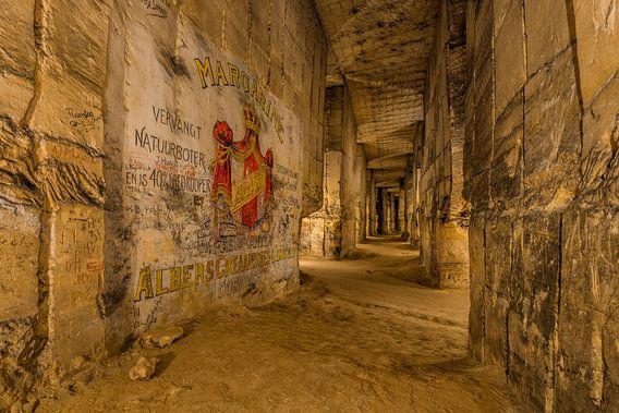 Grotten Zonneberg, Maastricht van Bert Beckers