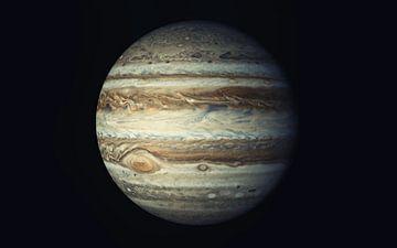 Planeet Jupiter van Manjik Pictures
