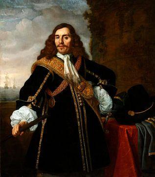 Porträt des Kapitäns Gideon de Wildt, Bartholomeus van der Helst