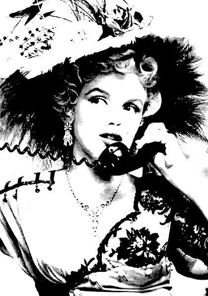 Marilyn Monroe van Brian Morgan