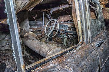 Oude auto's  von Henk Smit
