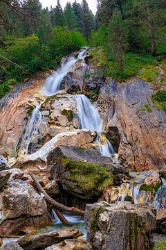 Wasserfall von Steffen Schöne