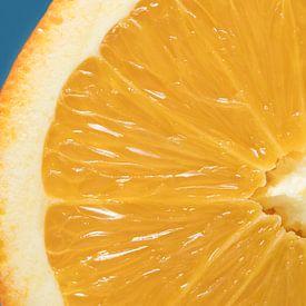 Sinaasappel van Sven Wildschut