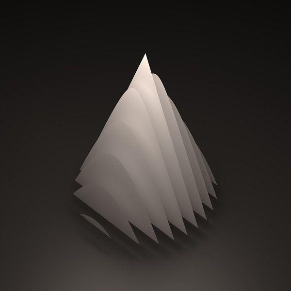 Geometrischer Körper: Kegel von Jörg Hausmann